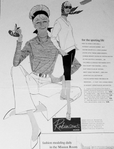 Ink Line - 1960's