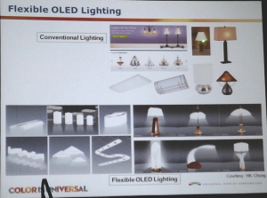 Flexible OLEDs - Universal Display Corp.