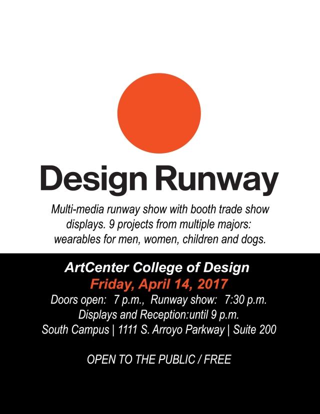 DesignRunway2017Poster
